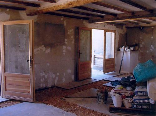 r habilitation d 39 un b timent militaire chantiers r alis s art et r novation art et. Black Bedroom Furniture Sets. Home Design Ideas
